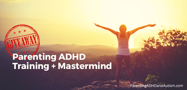 Parenting ADHD course and group coaching mastermind